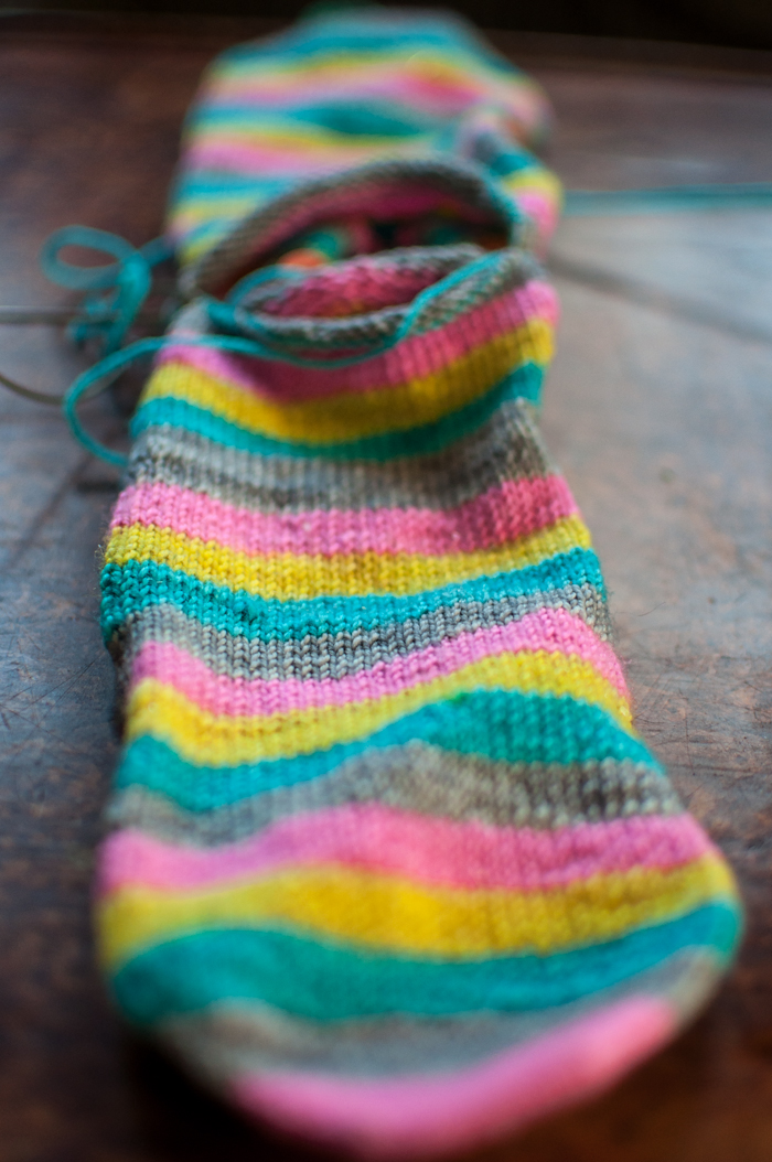 Socks I Have Not Forgotten Knit The